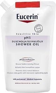 Eucerin Ph5 Shower Oil Täyttö Hajustettu 400 ml