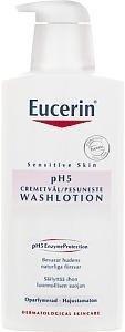 Eucerin Ph5 Wash Lotion Hajusteeton 400 ml