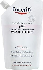Eucerin Ph5 Wash Lotion Hajusteeton Täyttö 400 ml
