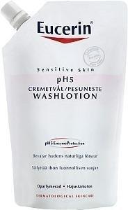 Eucerin Ph5 Wash Lotion Hajusteeton Täyttö 400 ml