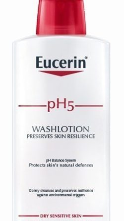 Eucerin Ph5 Wash Lotion Hajustettu 400 ml