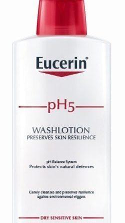 Eucerin Ph5 Wash Lotion Hajustettu 400 ml