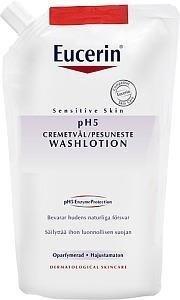 Eucerin Ph5 Wash Lotion Täyttö Hajustettu 400 ml