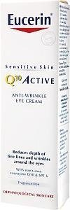 Eucerin Q10 Active Anti-Wrinkle Eye Cream 15 ml
