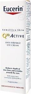 Eucerin Q10 Active Anti-Wrinkle Eye Cream 15 ml