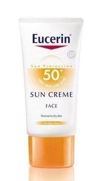 Eucerin Sun Creme Face SPF 50+ 50 ml
