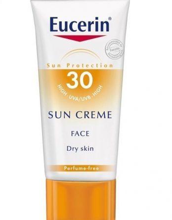 Eucerin Sun Creme Face Spf 30 50 ml