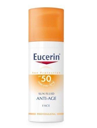 Eucerin Sun Face Fluid Age Control Spf 50 50 ml