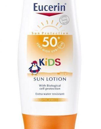 Eucerin Sun Kids Lotion Spf 50+ 150 ml