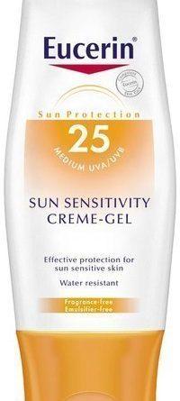 Eucerin Sun Sensitivity Creme-Gel SPF 25 150 ml