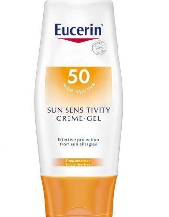 Eucerin Sun Sensitivity Creme-Gel Spf 50 150 ml