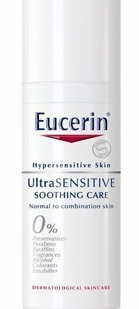 Eucerin Ultra Sensitive Soothing Care Normal Skin 50 ml