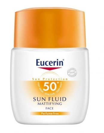 Eucerinsun Fluid Face Mattifying Spf 50+ 50 ml