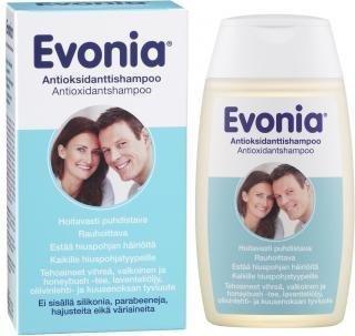 Evonia Antioksidanttishampoo 100 ml