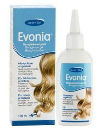 Evonia Betaglukaanigeeli 100 ml