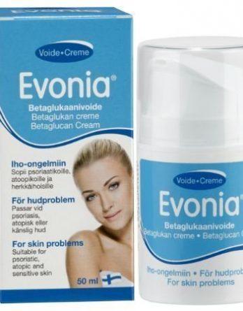 Evonia Betaglukaanivoide 50 ml