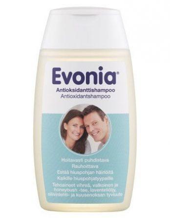 Evonia antioksidanttishampoo