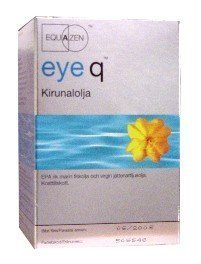 Eye Q kirunaaliöljy 360 kaps.