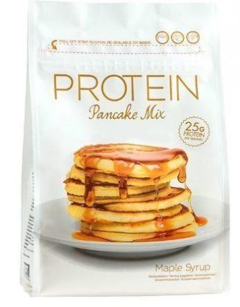 Fast Protein Pancake Mix 50 g vaahterasiirappi 20 kpl