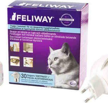 Feliway Haihdutin + liuos 48 ml