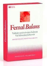 Femal Balans ravintolisä 60 kapselia