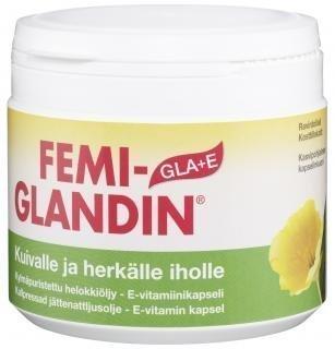 Femiglandin GLA+E Helokkiöljy 300 kaps.