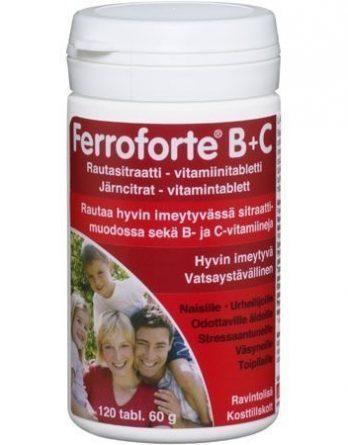Ferroforte B + C