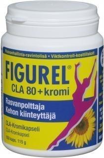 Figurel CLA 80 + kromi 150 kaps.