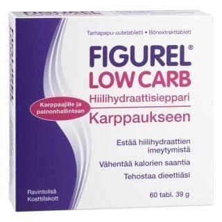 Figurel Low Carb 60 tabl.