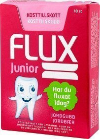 Flux Junior Purukumi 18 kpl