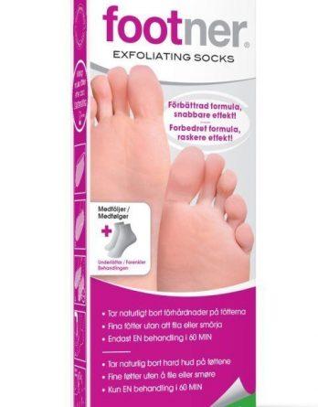 Footner Exfoliating Socks 1 Pari