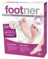 Footner Exfoliating Socks kuorintasukat 1 pari