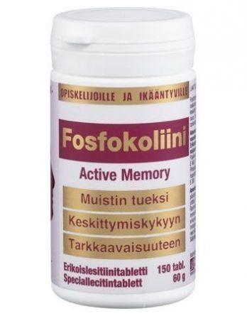 Fosfokoliini Active Memory