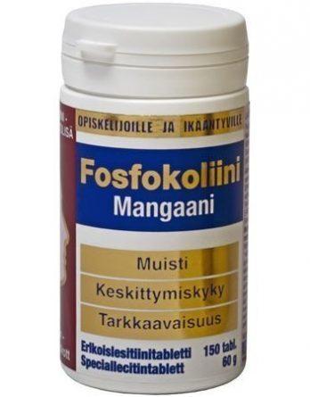 Fosfokoliini-mangaani