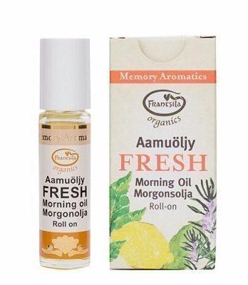 Frantsilan Aamuöljy Fresh roll-on 10 ml