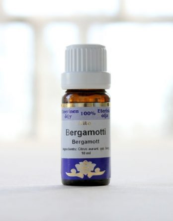 Frantsilan Bergamotin Eteerinen Öljy 10 ml
