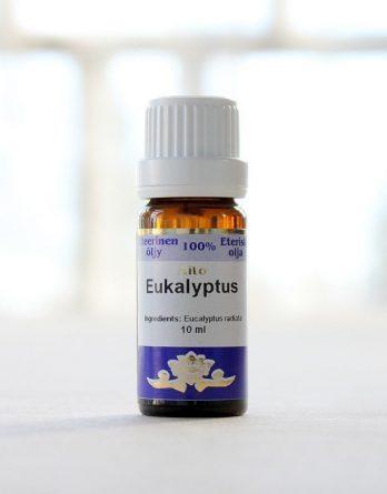 Frantsilan Eukalyptuksen Eteerinen Öljy 10 ml