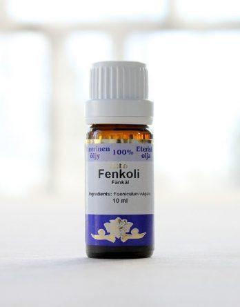 Frantsilan Fenkolin Eteerinen Öljy 10 ml