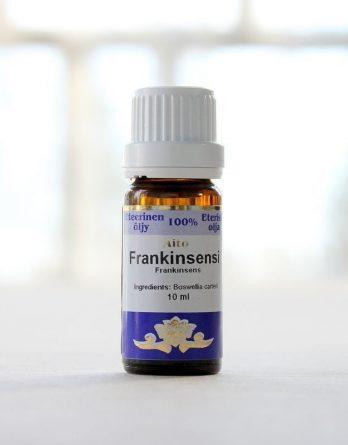 Frantsilan Frankinsenssin Eteerinen Öljy 10 ml