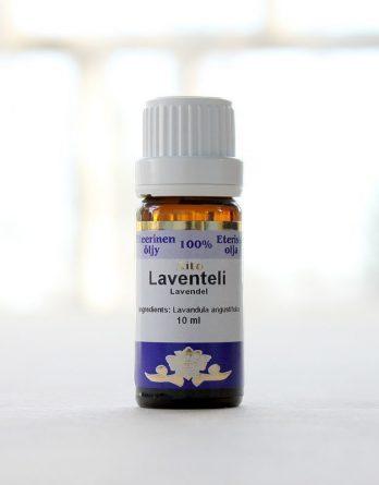 Frantsilan Laventelin Eteerinen Öljy 10 ml