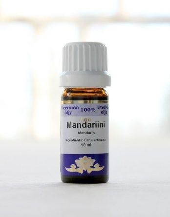Frantsilan Mandariinin Eteerinen Öljy 10 ml