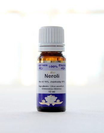 Frantsilan Nerolin Eteerinen Öljy 10 ml