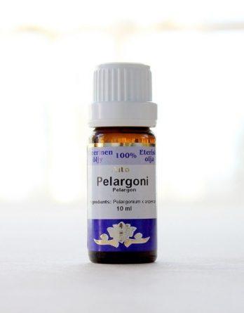 Frantsilan Pelargonian Eteerinen Öljy 10 ml