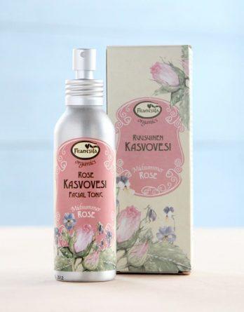 Frantsilan Ruusuinen Kasvovesi 110 ml