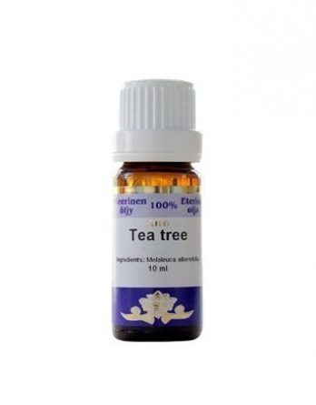 Frantsilan Tea-tree eteerinen öljy 10 ml