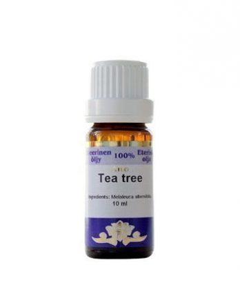 Frantsilan Tea-tree eteerinen öljy 10 ml