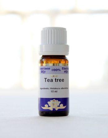 Frantsilan Tee Puun Eteerinen Öljy 10 ml