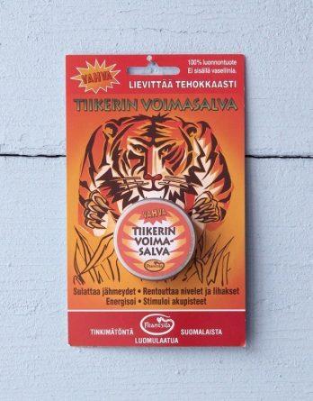 Frantsilan Tiikerin Voimasalva 19 g