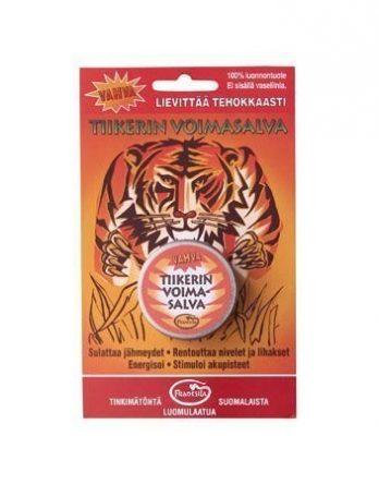 Frantsilan Tiikerin voimasalva