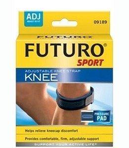 Futuro Sport Polvituki Kompressiotyynyllä